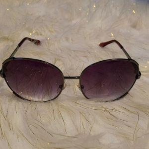 Diane von Furstenberg women's wide glasses
